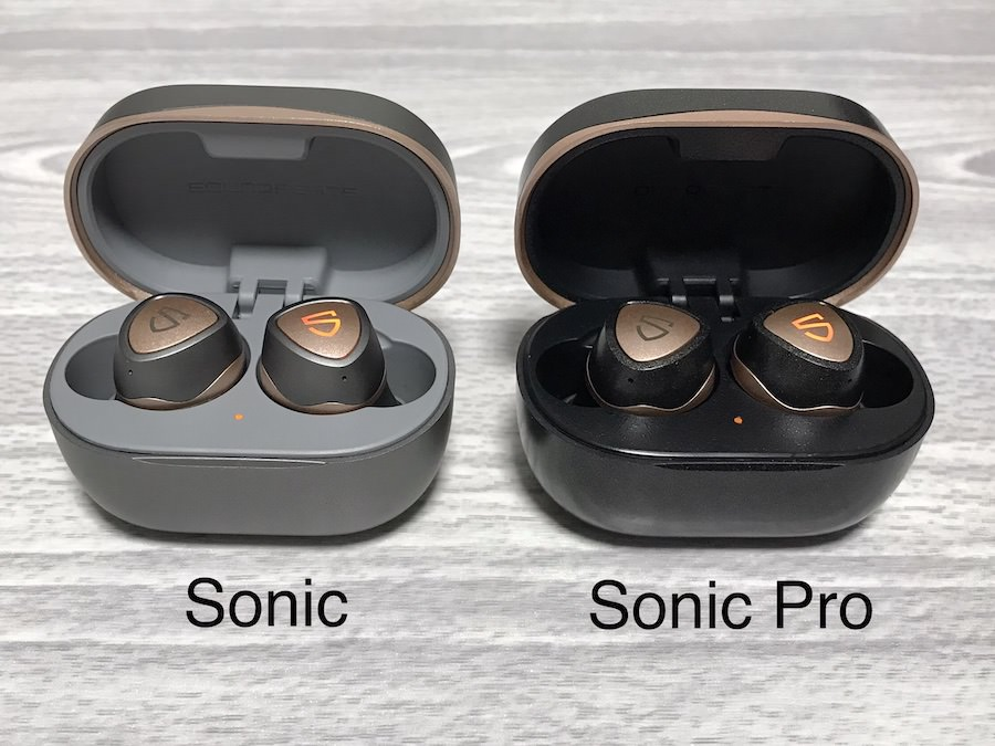 SonicとSonic Pro